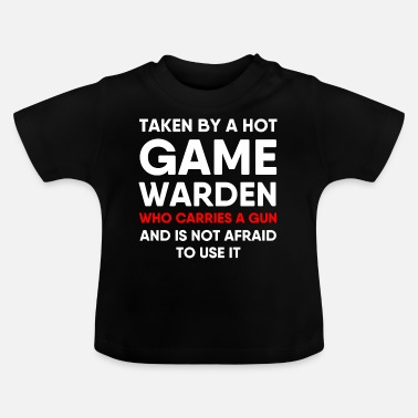 Game Warden Game Warden Girlfriend Boyfriend Wife Husband - Baby T-Shirt