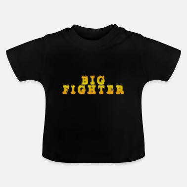 Bank-to-sit Big Fighter - Baby T-shirt
