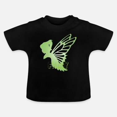 Fairy Mythical Fantasy Creatures - Baby T-Shirt