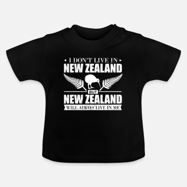 Fern I don't live in New Zealand But ... gift idea - Baby T-Shirt