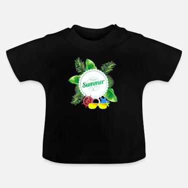 Summer Holidays Summer Holiday Summer holidays - Baby T-Shirt
