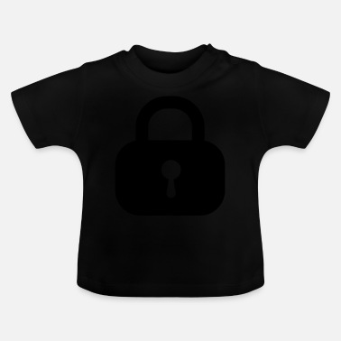 Closing lock closed - Baby T-Shirt