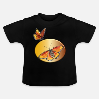 Monarch Monarch Butterfly - Baby T-shirt
