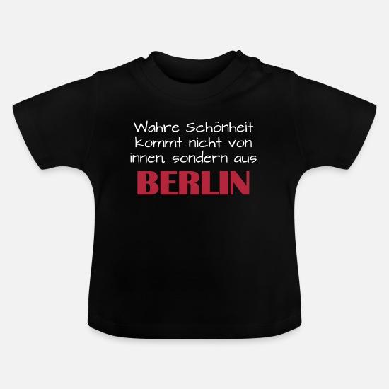 Kinder T-Shirt  Wahre Schönheit kommt aus Berlin