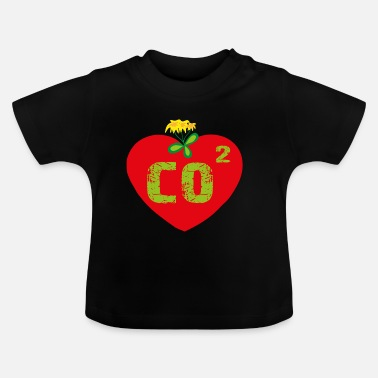 Co2 CO2 - Baby T-Shirt