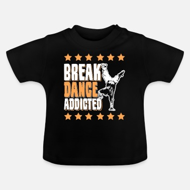 Saga Break dance - T-shirt baby