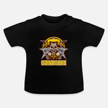 Grindcore Grindcore - Baby T-Shirt