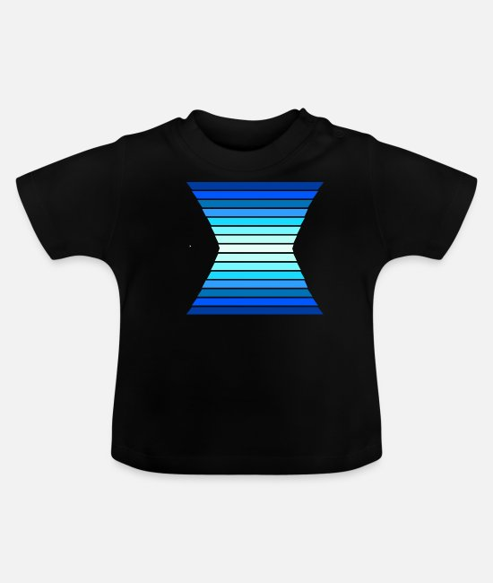 Artist Baby T-Shirts - color form - Baby T-Shirt black