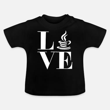 Java Love Java - Baby T-Shirt