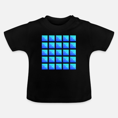 Square Square, Square, 25, Hipster - Baby T-shirt