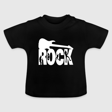 Rocker Rock / Rock and Roll / Geschenk / Rock Musik - Baby T-Shirt