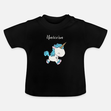 UNICORN - T-shirt Bébé