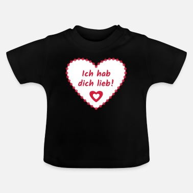 Frost Heart of frosting - Baby T-Shirt