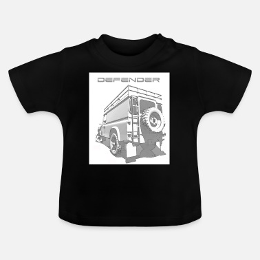 Land Rover Defender LAND ROVER DEFENDER - Baby T-Shirt