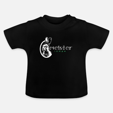 Meister Lampe meister lampe - Baby T-Shirt