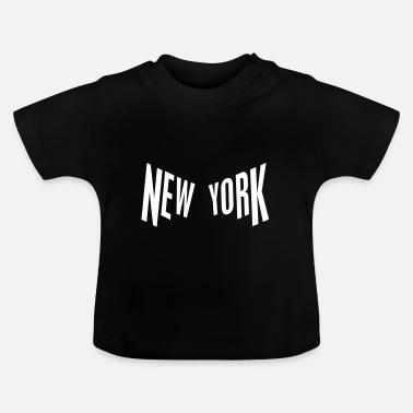 New York New York - Camiseta bebé