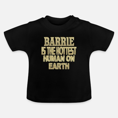 Bar Barrie - T-shirt Bébé