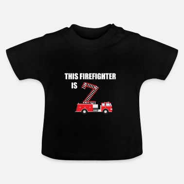 Fire Engine Fire Engine - Baby T-Shirt