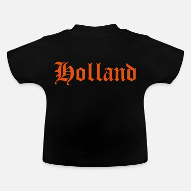 Holland Holland - T-shirt baby