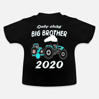 Big Big brother 2020 tractor - Baby T-Shirt