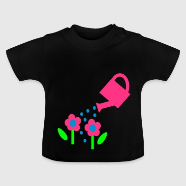 watering can - Baby T-Shirt