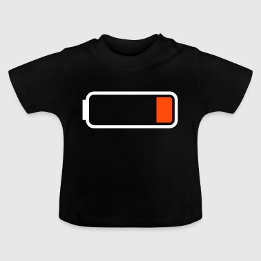Battery low - Baby T-Shirt