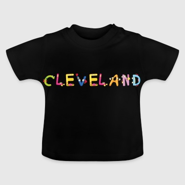 Cleveland - Baby T-Shirt