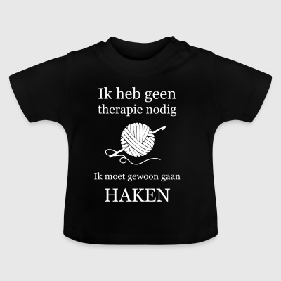 Haak Therapie - Baby T-shirt