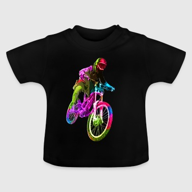 Bunter Freeride Biker - Baby T-Shirt