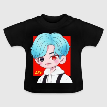 Chibi Chanyeol Power - Baby T-Shirt