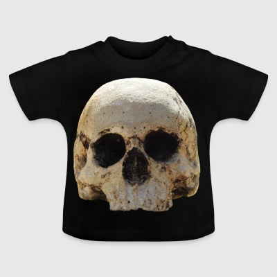 pirate ship boat pirat piratenschiff schiff skull1 - Baby T-Shirt