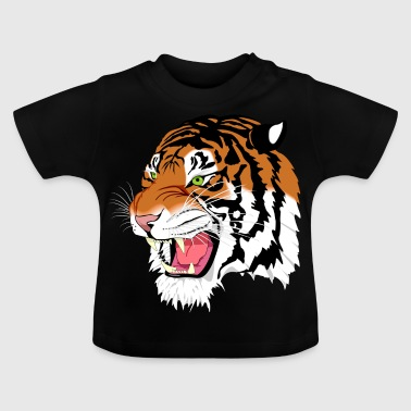 Tiger Roar - Baby T-Shirt