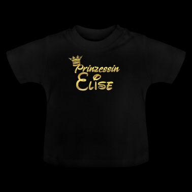 PRINCESS PRINCESS QUEEN GIFT Elise - Baby T-shirt