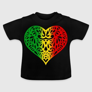 Rasta Love - T-shirt Bébé
