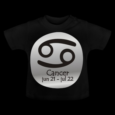 Cancer Horoscope - Baby T-Shirt