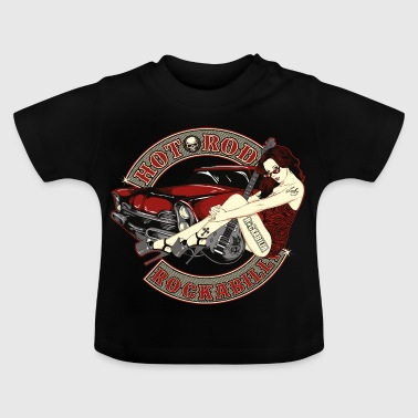 Babe Hot Rod - T-shirt Bébé