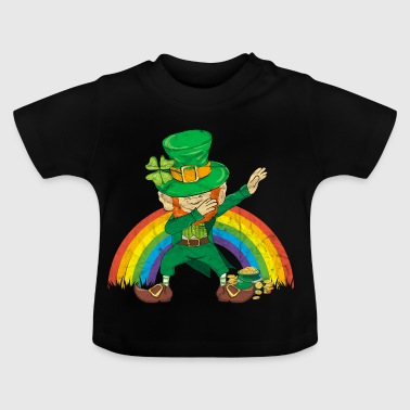 St Patrick's Day - deppen Kabouter - Baby T-shirt