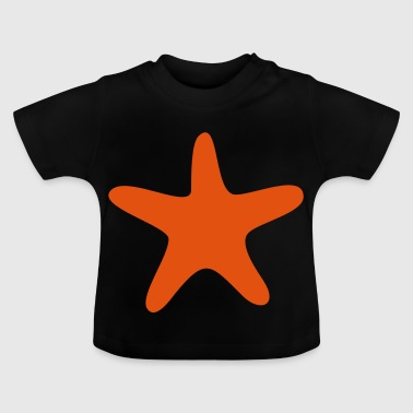 2541614 14638379 starfish - Baby T-Shirt