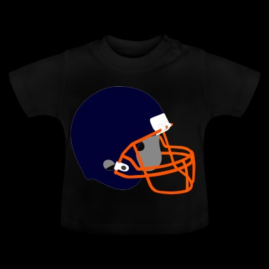Football Helm - Baby T-Shirt