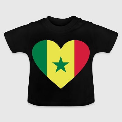 2541614 14655586 senegal - Baby T-Shirt
