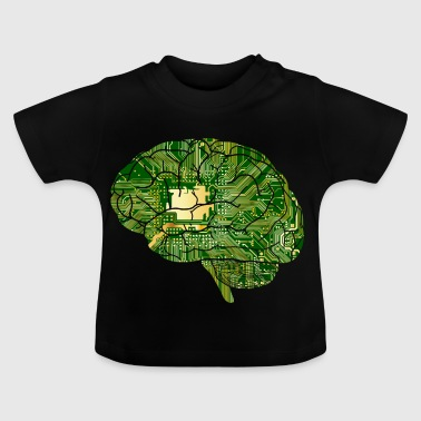 hersenchip - Baby T-shirt