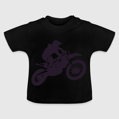 Motor cross - Baby T-Shirt