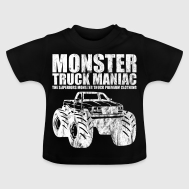 SUPERIORS ™ - MONSTER TRUCK MANIAC - Shirt - Baby T-Shirt