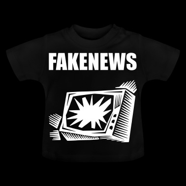 Fake News - Baby T-shirt