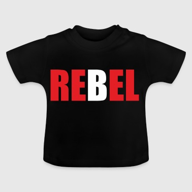 REBEL - T-shirt Bébé