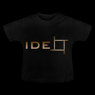 Idea - idea - Camiseta bebé