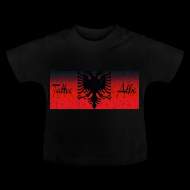Albanie Tatto - T-shirt Bébé