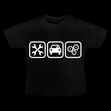 Motor Mechanic - Baby T-Shirt