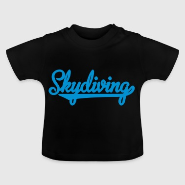 2541614 15332241 skydiving - Baby T-Shirt