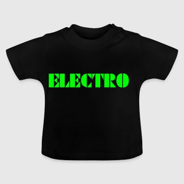 Electro - Baby-T-shirt